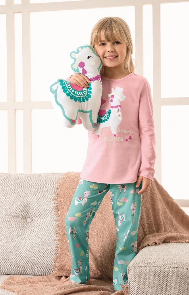 8df5b2adc Pijama feminino infantil Malwee Liberta - Loja Love Baby